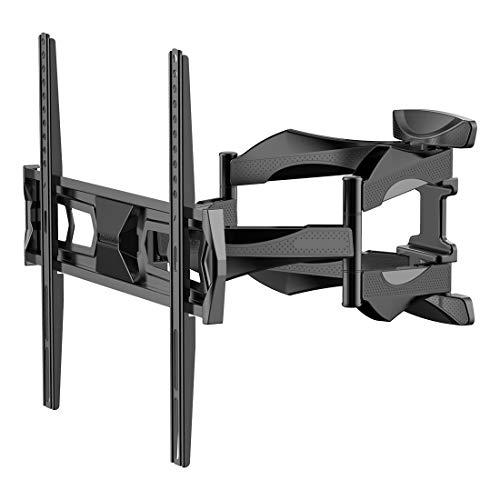 """Universal TV Wandhalterung 32\""""-60\"""" Zoll mit Wasserwaage, Neigbar & Schwenkbar bis VESA 400x400 Plasma LCD LED OLED TFT Fernseher Halterung"""