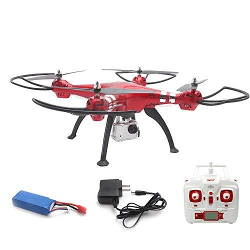 PER RC Drohne 2.4G 4CH 6Axis Quadcopter mit 8MP HD Kamera