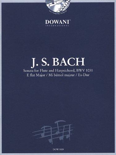 Sonata for Flute & Harpsichord BWV10...
