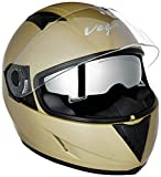 #5: Vega CARA D/V Full Face Helmet with filter (Dull Desert Strom, M)