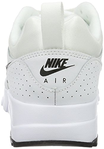 Nike Herren Air Max Motion Laufschuhe, Blau Weiß (White/Black)