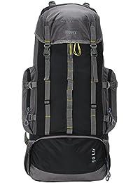 Novex Rucksack Grey Hiking Bag 50 litres