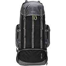 Novex Rucksack Grey Hiking Bag 50 litres