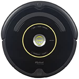 irobot roomba 650 robot aspirateur autonome prise. Black Bedroom Furniture Sets. Home Design Ideas