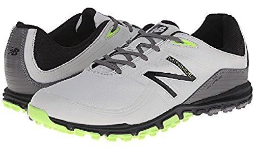 Scarpa da golf Minimus da uomo, verde / grigio, 7,5 D US