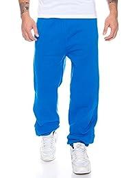 Finchman Herren Jogginghose Baggysweat Pant Hose Freizeit Loose Fit Sweat  Baggy 3715769154