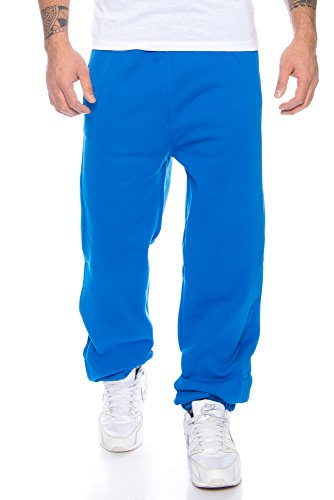 Finchman Finchman 90O3 Herren Jogginghose Baggysweat Pant Blau Gr. S