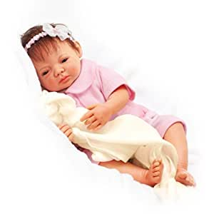 Selina Wants A Hug So Truly Real Baby Girl Doll by Ashton Drake Galleries by The Ashton-Drake Galleries