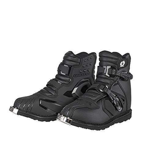O'Neal Rider Boot EU Shorty MX Cross Stiefel Kurz Schuhe Motorrad Enduro Motocross Offroad, 0344-2, Größe 43
