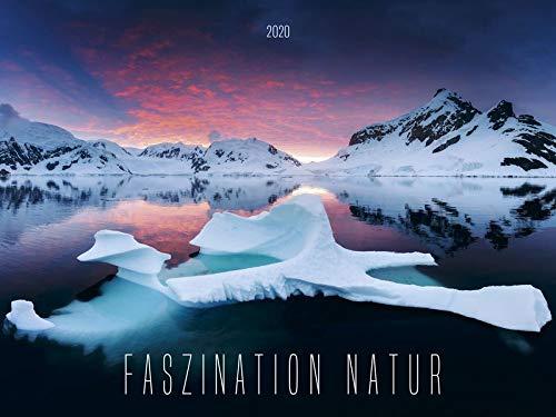 Faszination Natur 2020 - Fascinating Nature - Bildkalender quer (56 x 42) - Landschaftskalender - Natur - Wandkalender