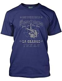ZZ Top La Grange inspired Chicken Shack, Men's T-Shirt
