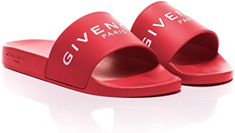 Givenchy Herren Sandalen Rot RotGivenchy Herren Sandalen Rot Größe Billig und erschwinglich Im Verkauf