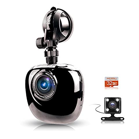Super HD Dual-Dash-Cam, MERRILL 2.7