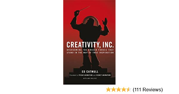 Creativity inc ebook download