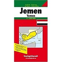 Carte routière : Jemen