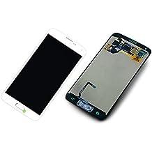 Samsung G900Galaxy S5LCD pantalla FULL set original–Blanco