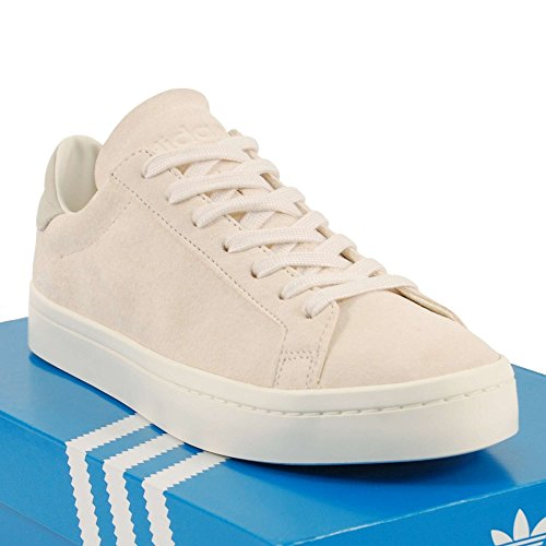 adidas unisex Schuhe Courtvantage clear brown