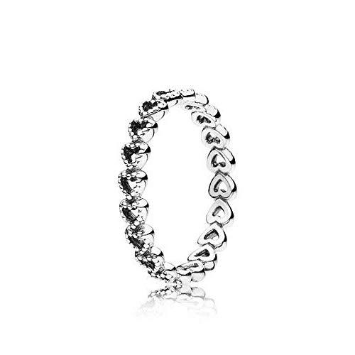 Pandora Damen-Ring 925 Silber Gr. 54 (17.2)-190980-54