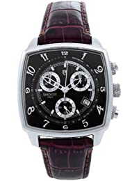 Lancaster Unisex Chronograph Watch Unico Watch Leather 0262SWR