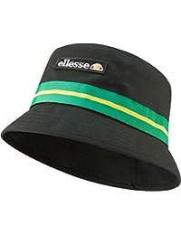 Ellesse Cappello Marlo Nero Sacca Cappello con Rasta Righe - Nero 8d3e95ab4362