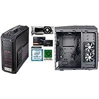 Ordenador, Torre de escritorio Gaming Panzer: i78700–GTX 1080–16GB RAM–250SSD + HDD 1TB–GAR 3años