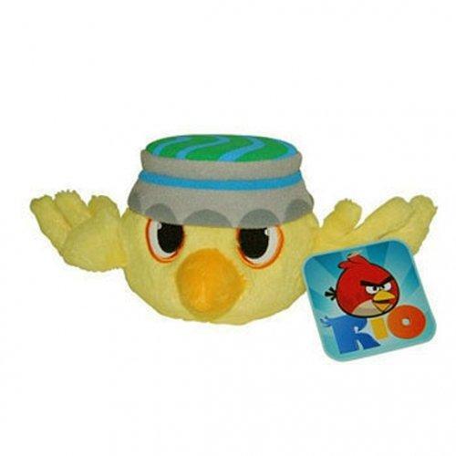 Angry Bird Rio gelb Nico 15,2cm Soft Toys (Gelbe Angry Bird Kostüme)