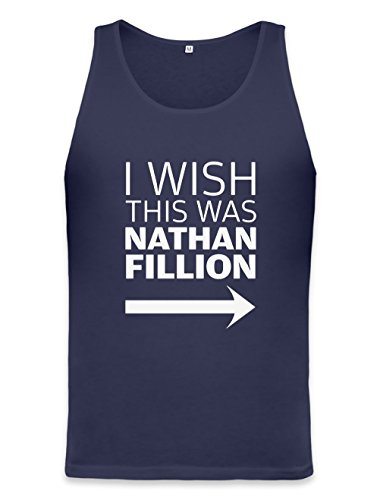 I Wish This Was Nathan Fillon Unisex Tank Top
