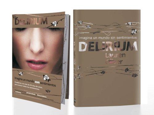 Delirium + Cuaderno . Promoción ECI