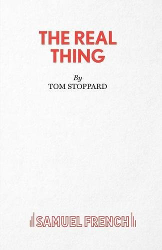 The Real Thing (Acting Edition S.) por Tom Stoppard