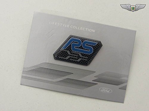Ford Lifestyle Collection New Genuine Ford RS Lapel Pin 35020389