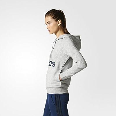 adidas Women's Essential Linear Hoodie