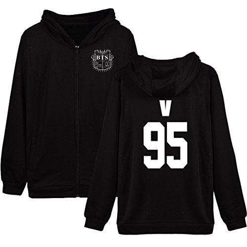 Partiss - Sweat à capuche - Femme V 95 Black