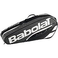 Babolat Rh X 3 Pure Fundas para Raquetas de Tenis, Unisex Adulto, Gris, Talla Única