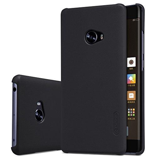 XIAOMI Mi Note 2 Funda - Frosted Shield Funda Case y Protector de Pantalla para XIAOMI Mi Note 2 - Negro