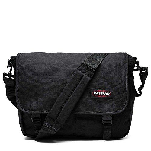"Eastpak Extragate 16"" Bandolera Negro - Funda (Bandolera, 40,6 cm (16""), Tirante para hombro, 550 g, Negro)"