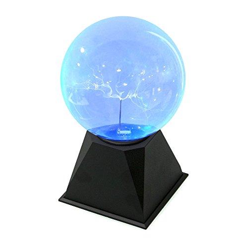 (JUGUETRÓNICA–Plasma-Kugel Blueray, blau (jug0251))