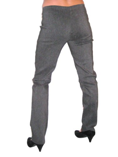 ICE Damen Hose Skinny Grau