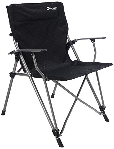 Outwell Goya Chair, Black, 68 x 63 x 90 cm