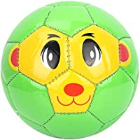 Gojiny Fútbol para Niños Fútbol para Niños de Interior Al Aire Libre Tamaño de Pelota de Fútbol 2 Ejercicio Divertido Jugar Juego Partido Peso Ligero Equipo de Fútbol para Niños Juguetes Regalo