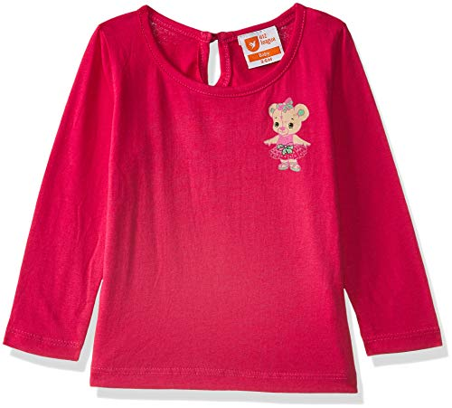 612 League Baby Girls' Plain Regular Fit Polo