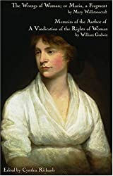 The Wrongs of Woman; or Maria and Memoirs of the Author of a Vindication of the Rights of Woman (Eighteenth Century Literature) by Mary Wollstonecraft (2003-11-01)