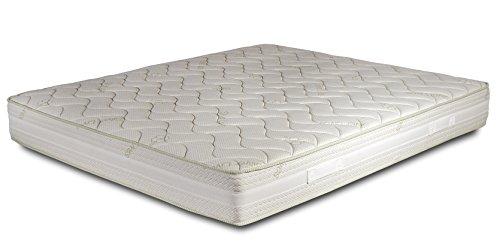 Materasso-a-Molle-H23-cm-Materasso-con-circa-900-molle-indipendenti-a-7-zone-con-tessuto-anallergico-singolo-160x190-cm-Pocket-Spring-Silver