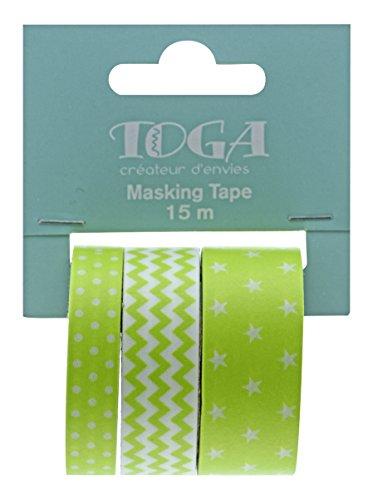 toga-mt90-3-masking-tape-etoiles-chevron-lunares-washi-vert-anis-65-x-9-x-5-cm