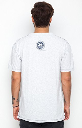 Shisha Uomo Maglieria / T-shirt Oktopussi Grigio