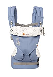 Ergobaby 360 baby carrier collection, Sophie La Girafe