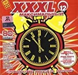Various Artists. XXXL 12. Maksimalnyj (Russische Popmusik)