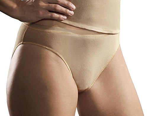 Schoeller donna Achseltop 3 Pack 51242_580 Bikinislip-schwarz