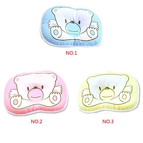Baby Netter gelb Rosa Kissen Schutz S眉脽igkeit QHGstore Form B盲ren Baby Kissen Baumwollkissen S87vxq41w