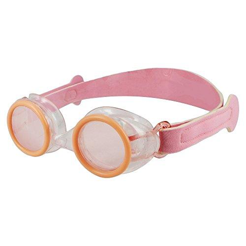Barracuda WIZARD JR - Schwimmbrille für Kinder 2-6 mit 100% UV-Schutz, Anti-Beschlag-Beschichtung, wasserdicht, aus hautverträglichem Kunststoff inklusive KOSTENLOSEM Etui #90355 (PINK) - Speedo Jr Goggles