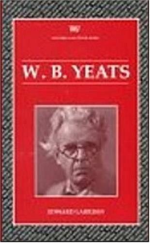 W.B.Yeats (Writers & Their Work)